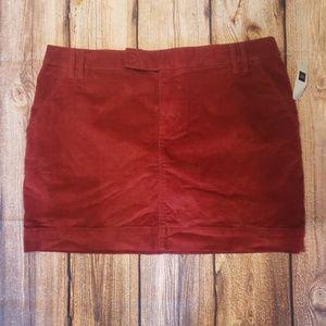 Gap winter skirt nwt